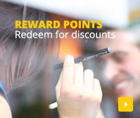 Ferro Reward points