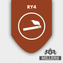 Millers Silverline E-Liquid RY4