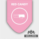 Millers Silverline E-Liquid Red Candy