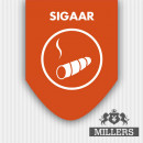Millers Silverline E-Liquid Cigar