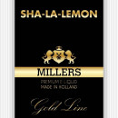 Millers Goldline E-Liquid Sha la lemon