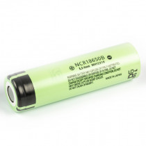 Panasonic Rechargeable Li-ion 18650B Battery 3400 mAh