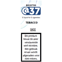 @37 E-Liquid Tobacco