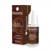 Flavourtec E-Liquid Black Tobacco