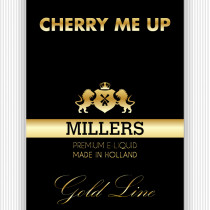 Millers Goldline E-Liquid Cherry me Up