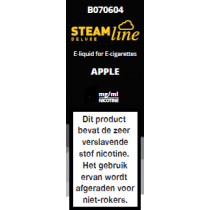 Steamline E-Liquid Apple