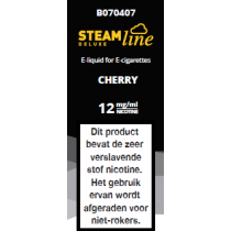 Steamline E-Liquid Cherry