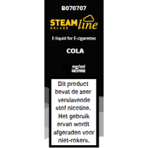 Steamline E-Liquid Cola