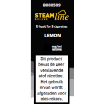 Steamline E-Liquid Lemon