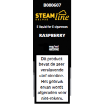 Steamline E-Liquid Raspberry