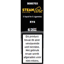 Steamline E-Liquid RY4